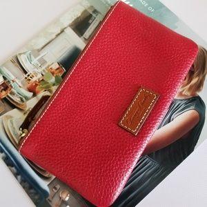 🌟HP🌟 DOONEY & BOURKE top zipper Coin/ID Wallet